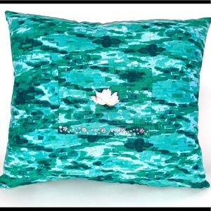 """The Garden"" wish pillow"